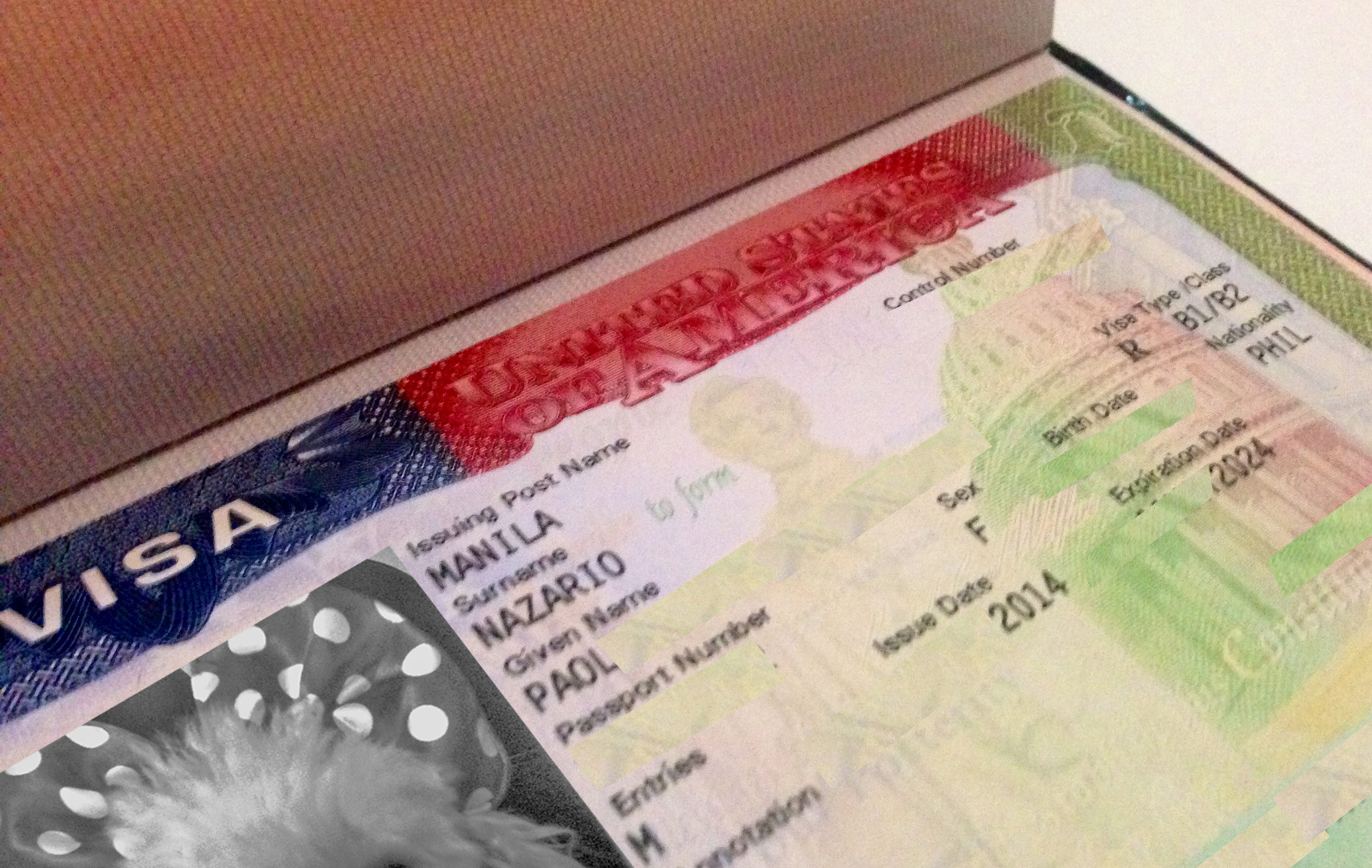 7 tips on how to pass the us visa interview a tourist a traveler visa copy spiritdancerdesigns Image collections